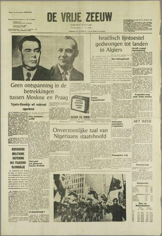 de Vrije Zeeuw 1968-07-24