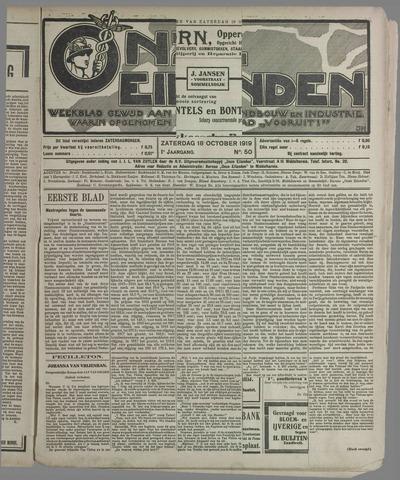 Onze Eilanden 1919-10-18