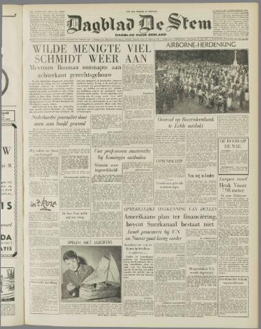 de Stem 1956-09-18