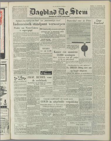 de Stem 1951-11-16