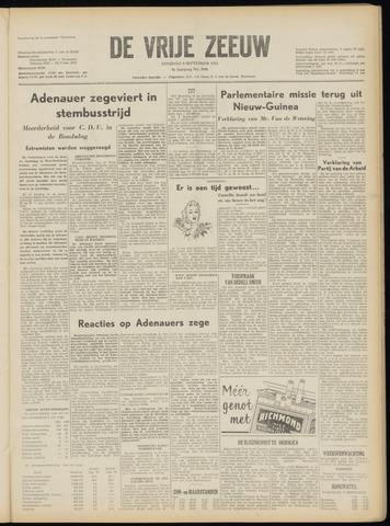 de Vrije Zeeuw 1953-09-08