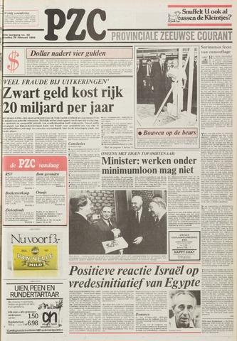 Provinciale Zeeuwse Courant 1985-02-26