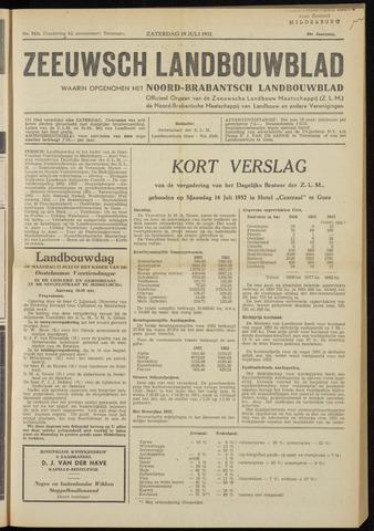Zeeuwsch landbouwblad ... ZLM land- en tuinbouwblad 1952-07-19