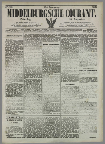 Middelburgsche Courant 1891-08-15