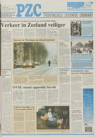 Provinciale Zeeuwse Courant 1996-12-28