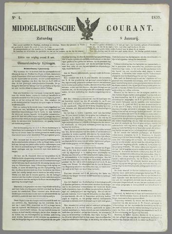Middelburgsche Courant 1859-01-08