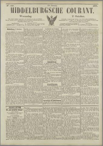 Middelburgsche Courant 1895-10-02