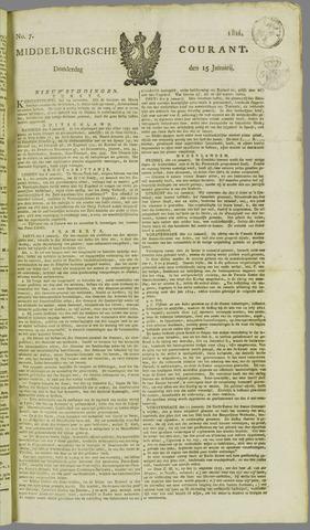 Middelburgsche Courant 1824-01-15