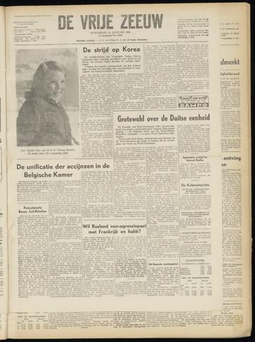 de Vrije Zeeuw 1951-01-31