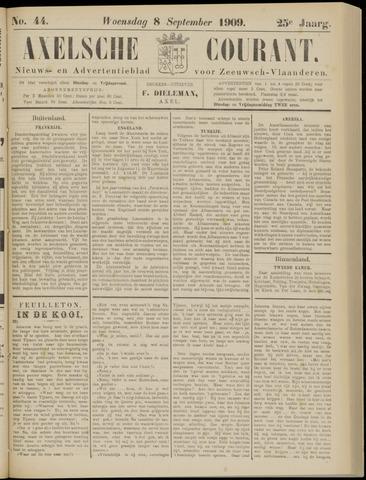 Axelsche Courant 1909-09-08