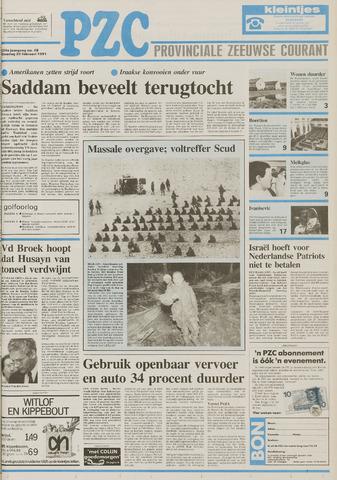 Provinciale Zeeuwse Courant 1991-02-26