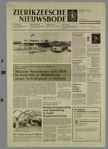 Zierikzeesche Nieuwsbode 1985-06-04