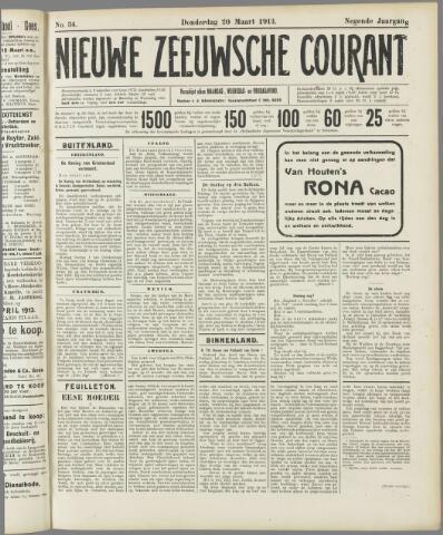 Nieuwe Zeeuwsche Courant 1913-03-20