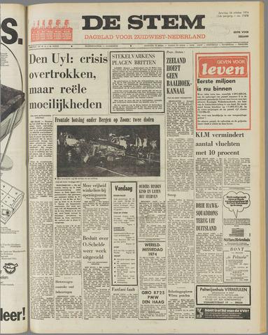 de Stem 1974-10-26
