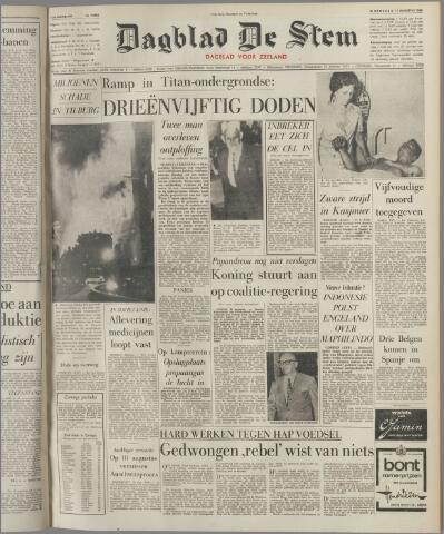 de Stem 1965-08-11