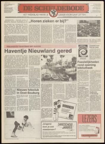 Scheldebode 1986-09-11