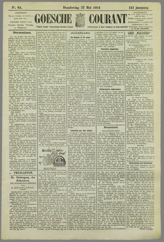 Goessche Courant 1924-05-22