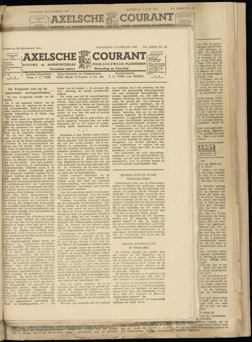 Axelsche Courant 1947-02-12