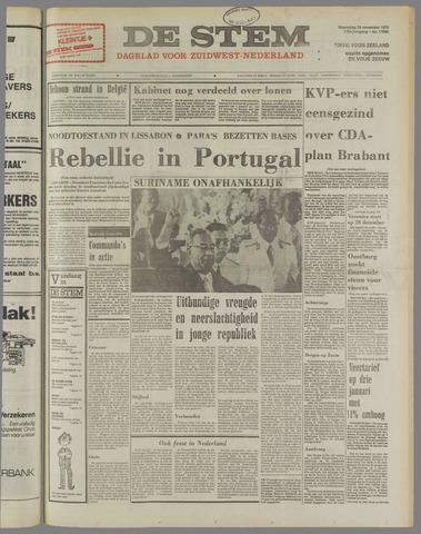 de Stem 1975-11-26