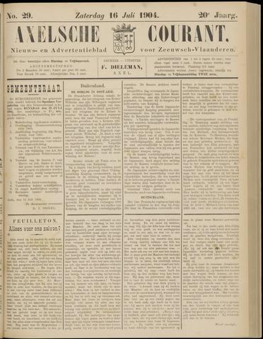Axelsche Courant 1904-07-16