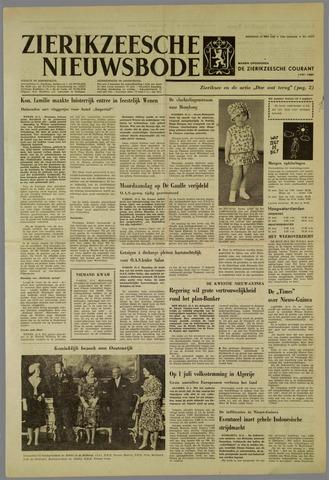 Zierikzeesche Nieuwsbode 1962-05-22