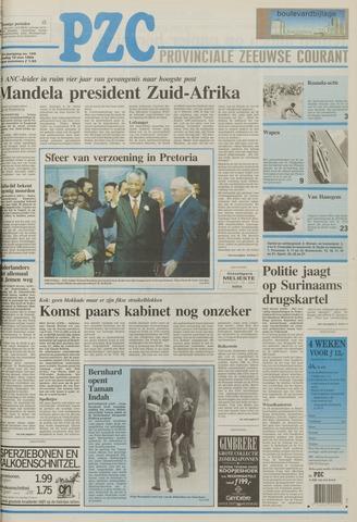 Provinciale Zeeuwse Courant 1994-05-10