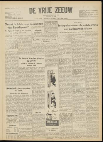 de Vrije Zeeuw 1953-01-07