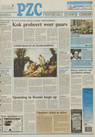 Provinciale Zeeuwse Courant 1994-07-30