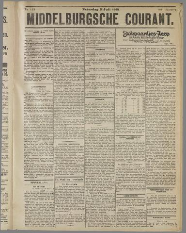 Middelburgsche Courant 1921-07-02