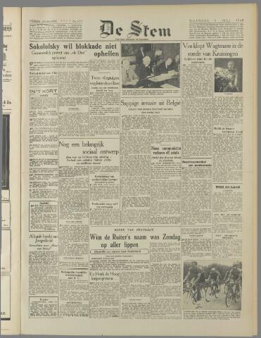 de Stem 1948-07-05