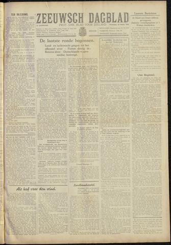 Zeeuwsch Dagblad 1945-03-28