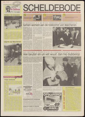 Scheldebode 1997