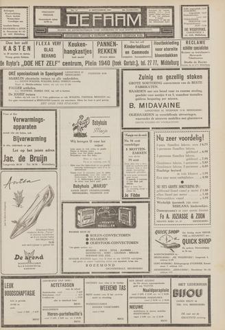 de Faam en de Faam/de Vlissinger 1962-09-21