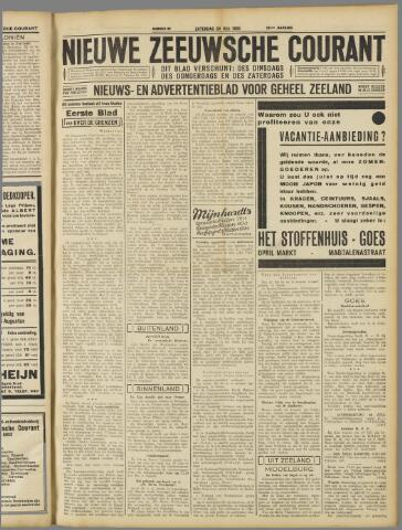 Nieuwe Zeeuwsche Courant 1933-07-29