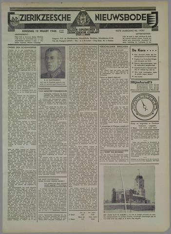 Zierikzeesche Nieuwsbode 1940-03-12