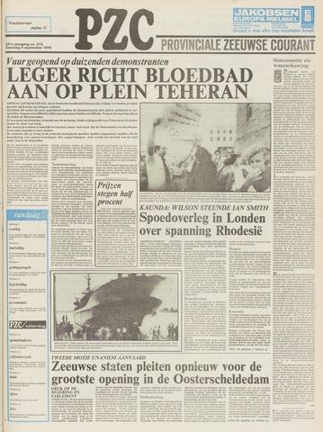 Provinciale Zeeuwse Courant 1978-09-09