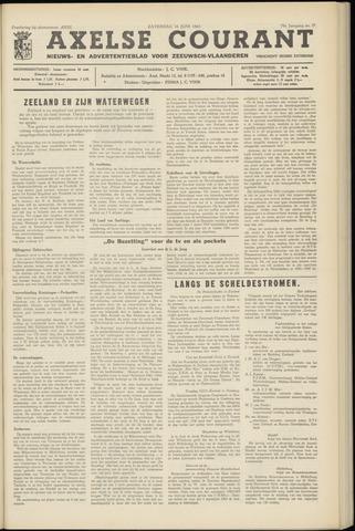 Axelsche Courant 1962-06-16