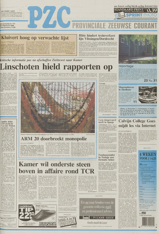 Provinciale Zeeuwse Courant 1996-06-08