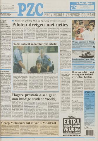 Provinciale Zeeuwse Courant 1995-04-27