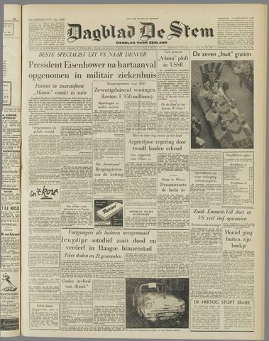 de Stem 1955-09-26