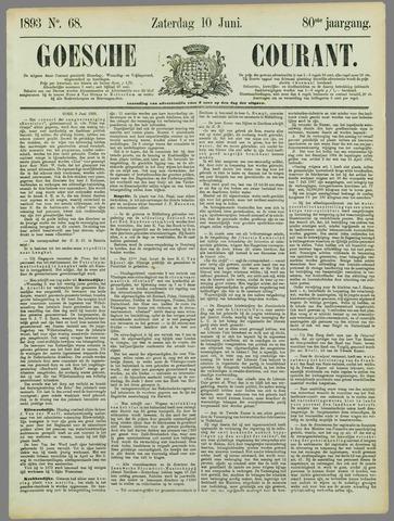 Goessche Courant 1893-06-10