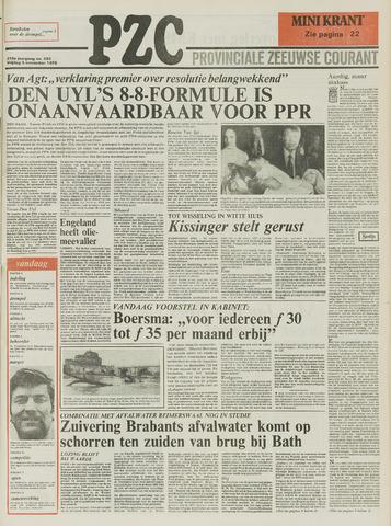 Provinciale Zeeuwse Courant 1976-11-05