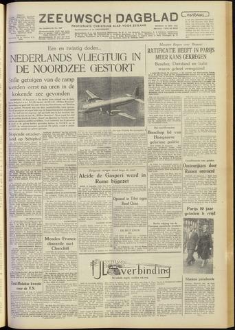 Zeeuwsch Dagblad 1954-08-24