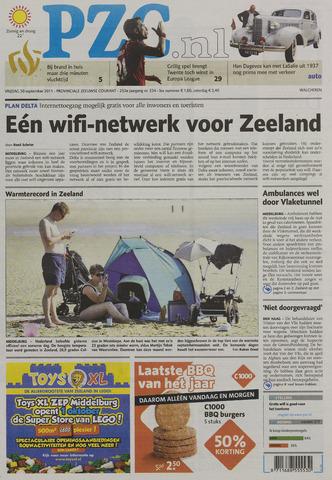 Provinciale Zeeuwse Courant 2011-09-30