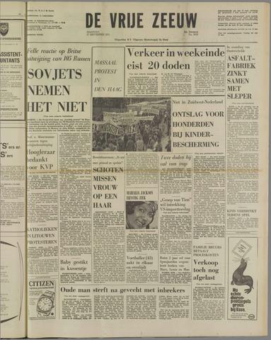 de Vrije Zeeuw 1971-09-27