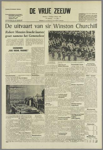de Vrije Zeeuw 1965-02-01