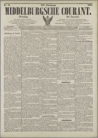 Middelburgsche Courant 1895-01-29