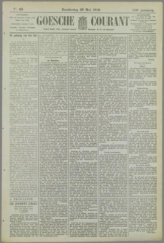 Goessche Courant 1919-05-29