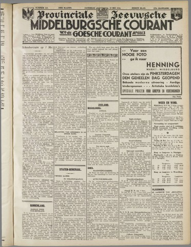 Middelburgsche Courant 1934-05-19