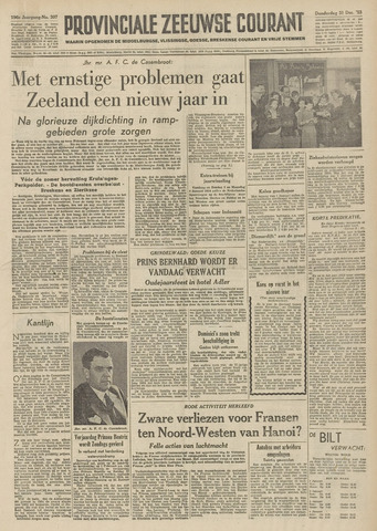 Provinciale Zeeuwse Courant 1953-12-31